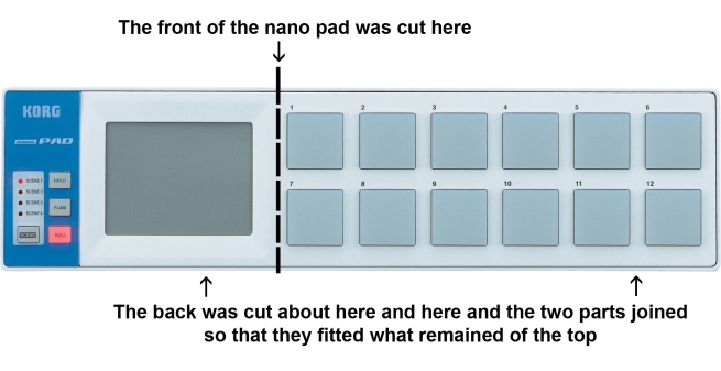 Nanopad 1