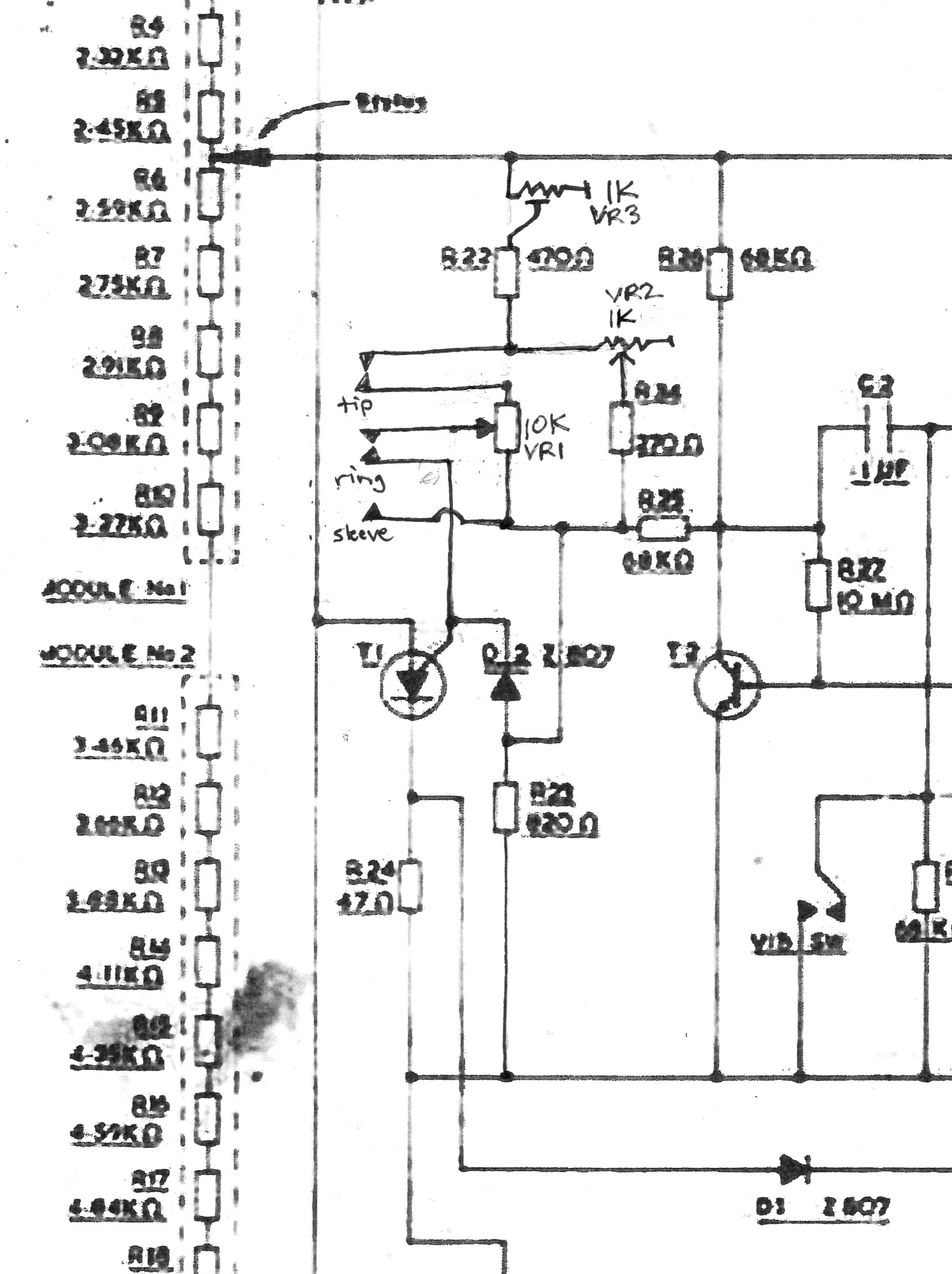 modification music electronics page 2New Sound Stylophone Circuit Diagram Sm #2
