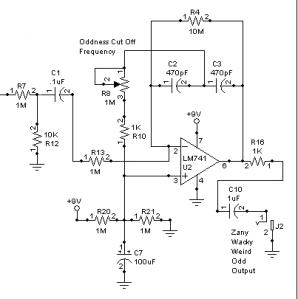 MFOS low-pass filter