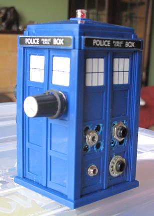 TARDIS 2sm