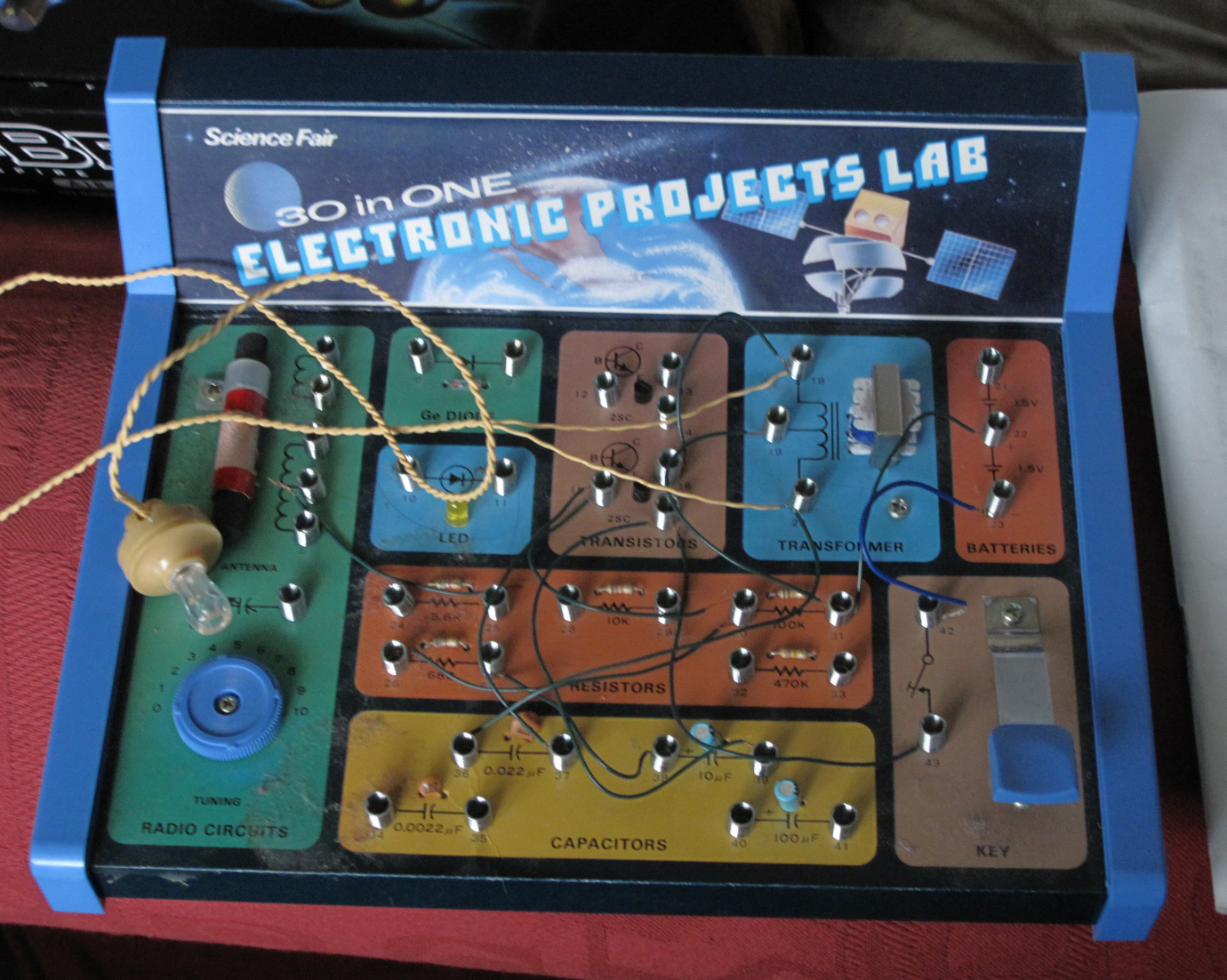 The Electronic Canary | Music Electronics