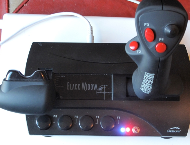 Black Widow in operation IMG_1386
