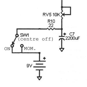 Cacophonator Power