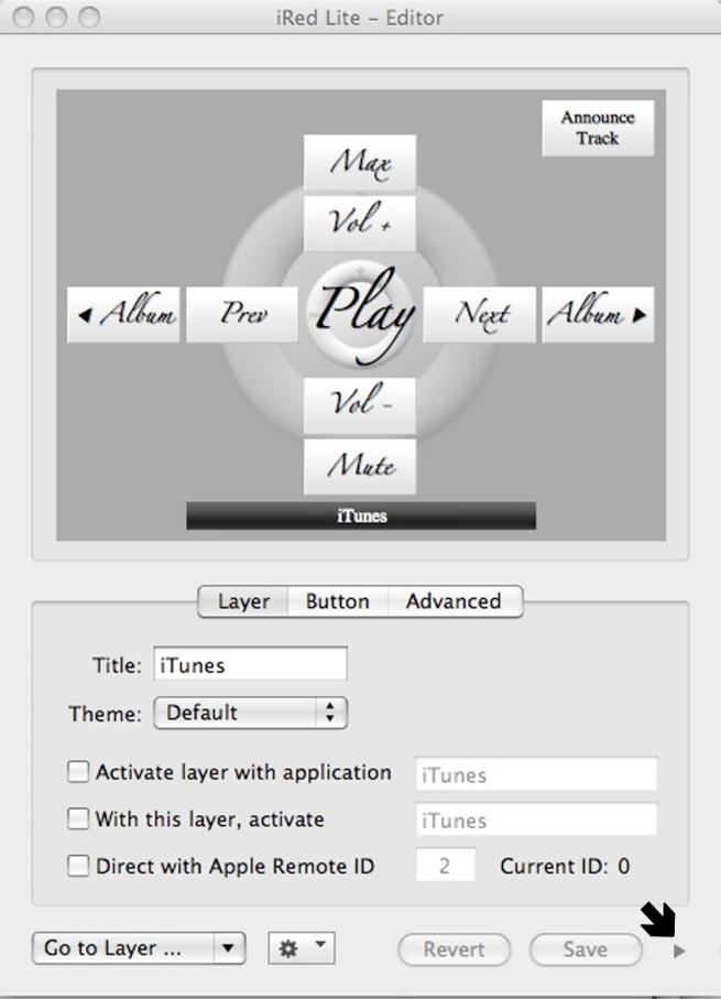 5 Editor window