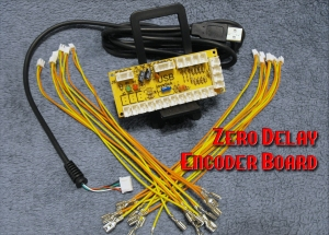 Zero Delay Encoder Board Rev2 -2
