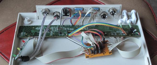 MIDI CPU inside
